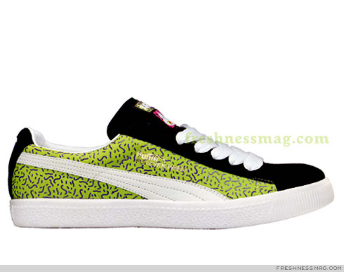 Exclusive First Look: YO! MTV RAPS x PUMA Clyde - 8