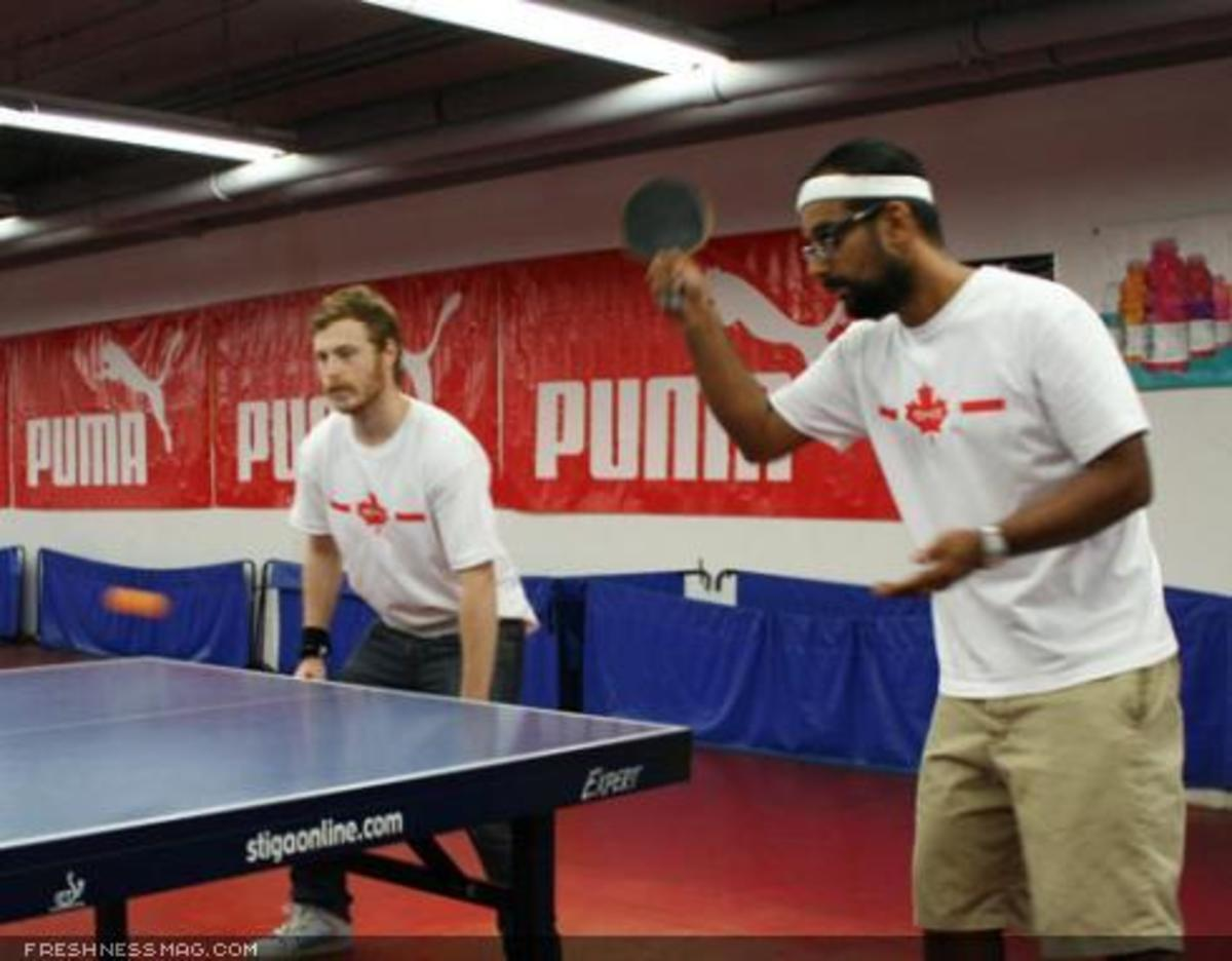 PUMA Table Tennis Tournament - 5