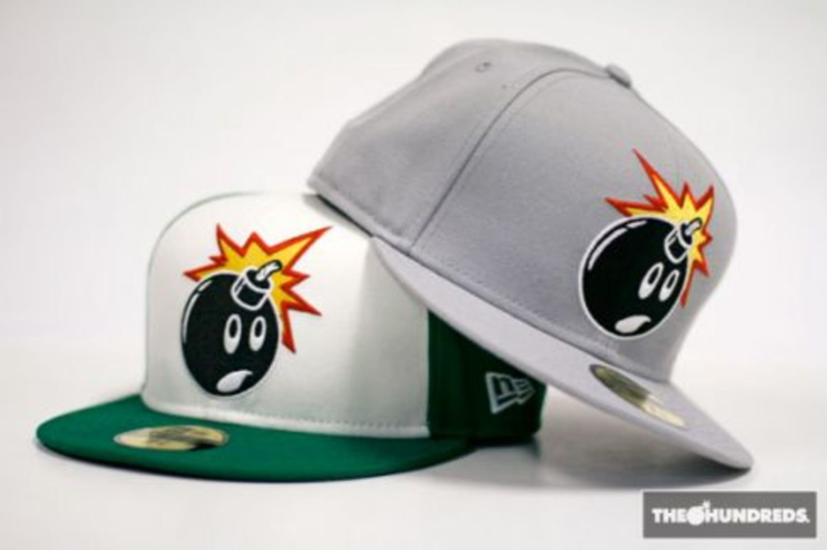 The Hundreds x New Era - Spring Adam Bomb Hats - 3