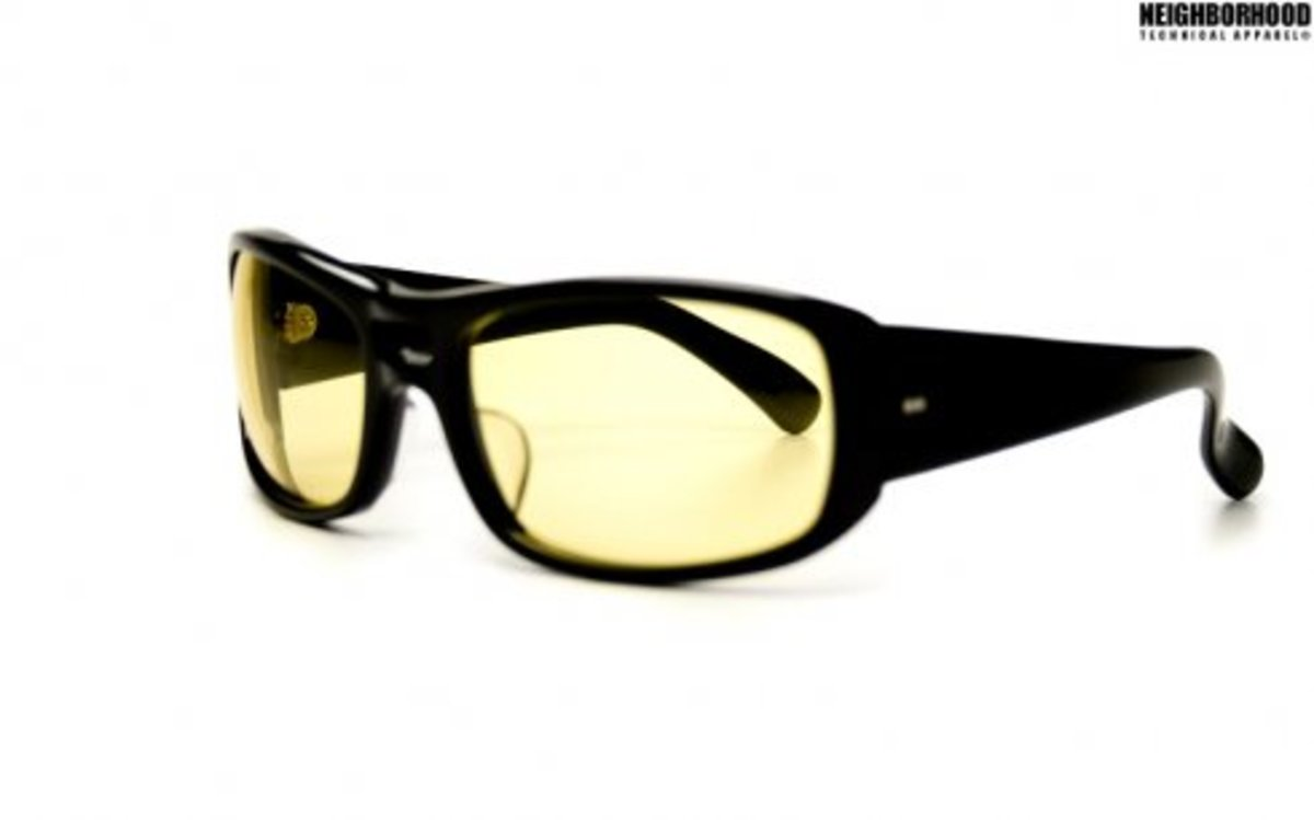 NEIGHBORHOOD - Vulture Shade Sunglasses - 1