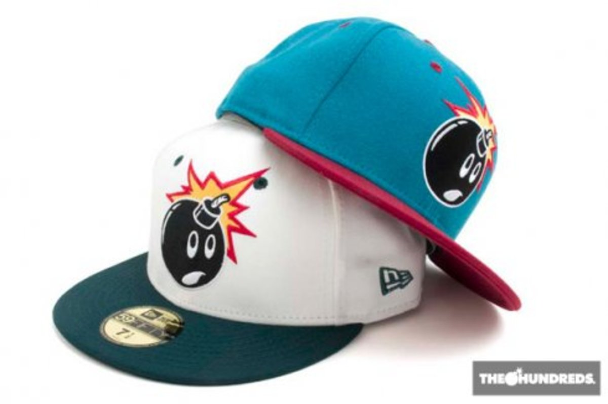 The Hundreds x New Era - More Adam Bomb Hats - 0