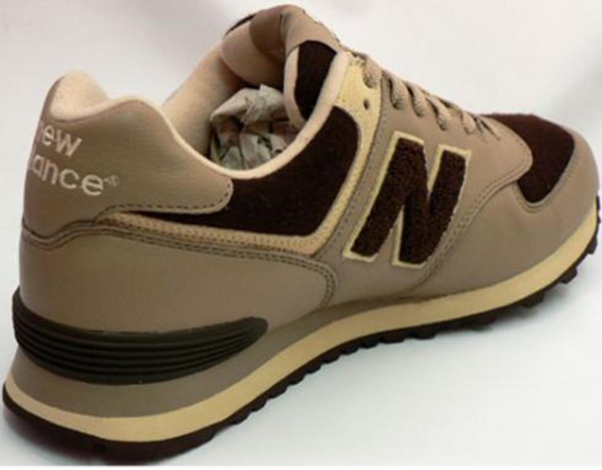 New Balance x mita sneakers - M574 J Int'l Ltd Edition - 6