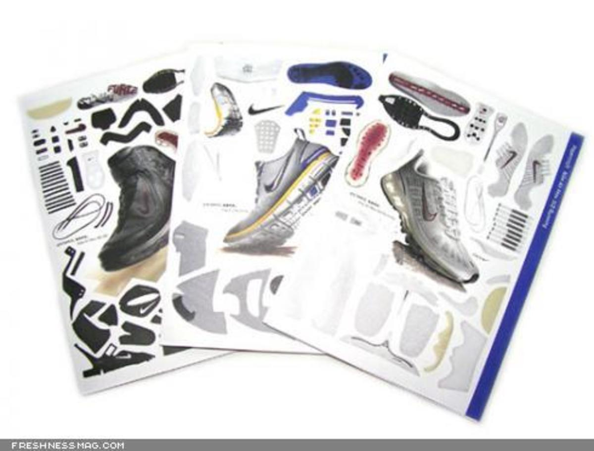 Nike  Paper Craft Sneakers - 3