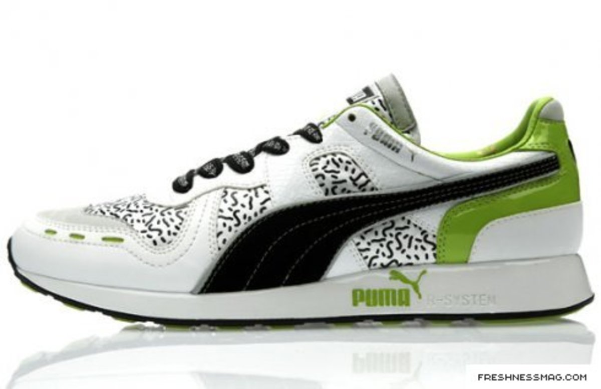 PUMA x Yo! MTV Raps 2008 - Part II - RS100