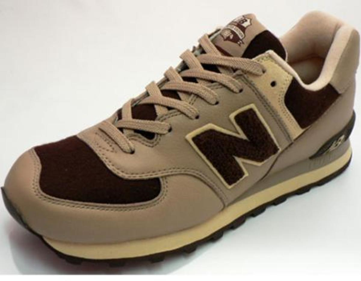 New Balance x mita sneakers - M574 J Int'l Ltd Edition - 2