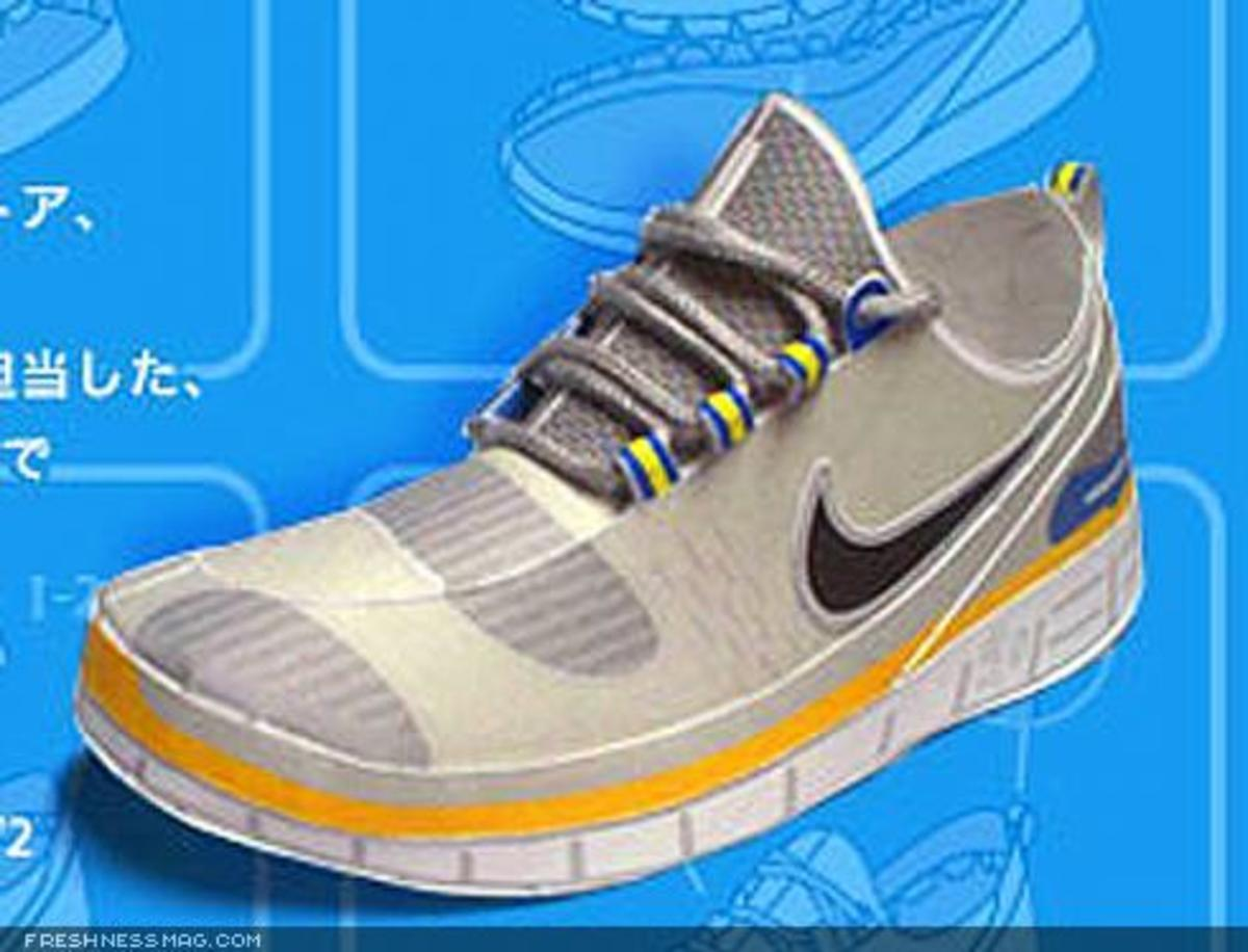 Nike  Paper Craft Sneakers - 1