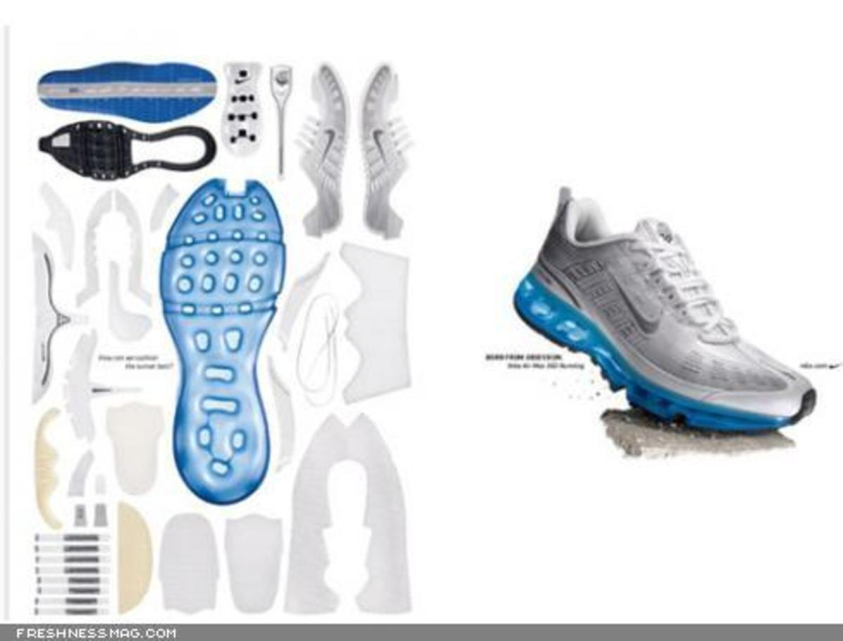 Nike  Paper Craft Sneakers - 4