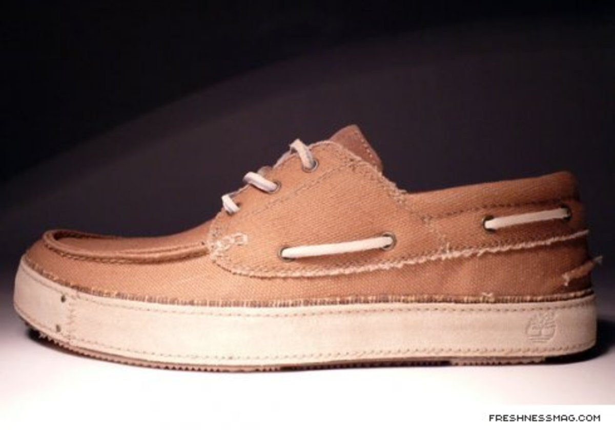 Timberland Summer Boat Shoes Collection