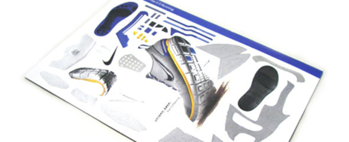 Nike  Paper Craft Sneakers - 0