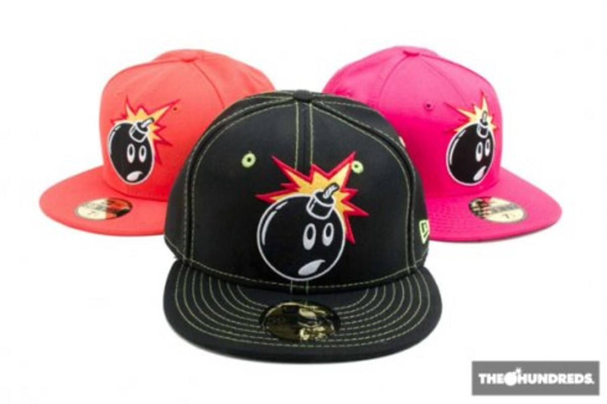 The Hundreds x New Era - More Adam Bomb Hats - 1