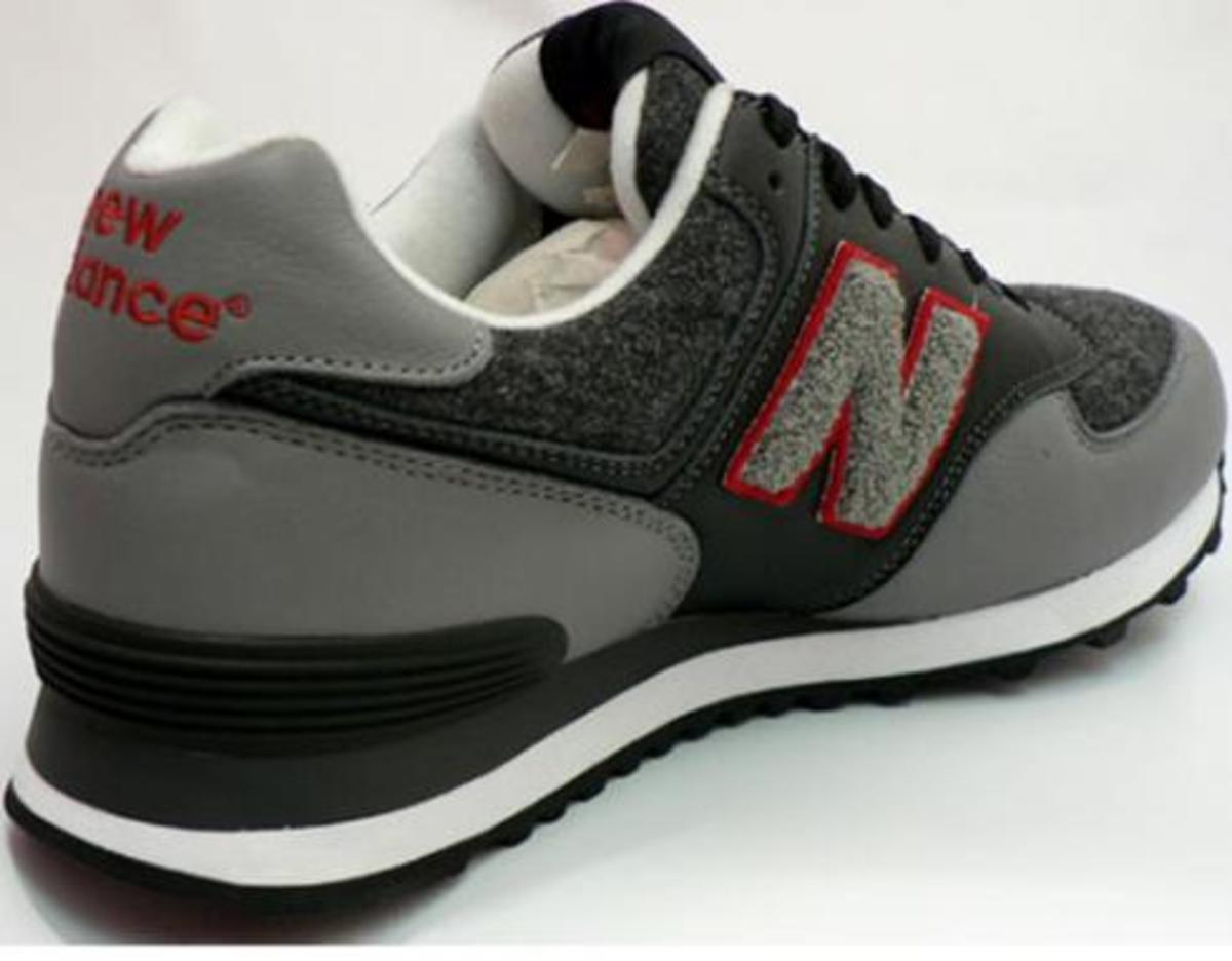 New Balance x mita sneakers - M574 J Int'l Ltd Edition - 5