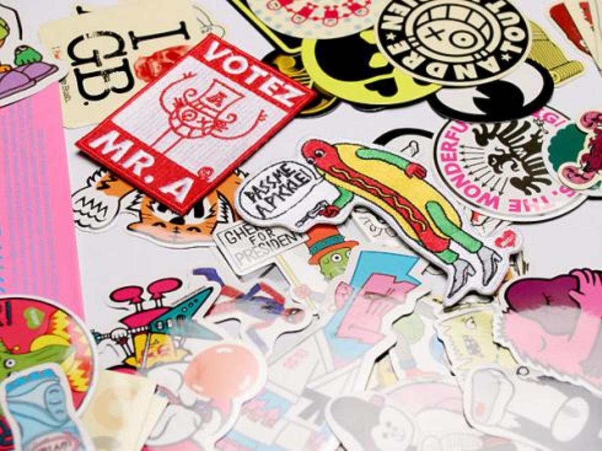 Sticker Graphics 2 - 2