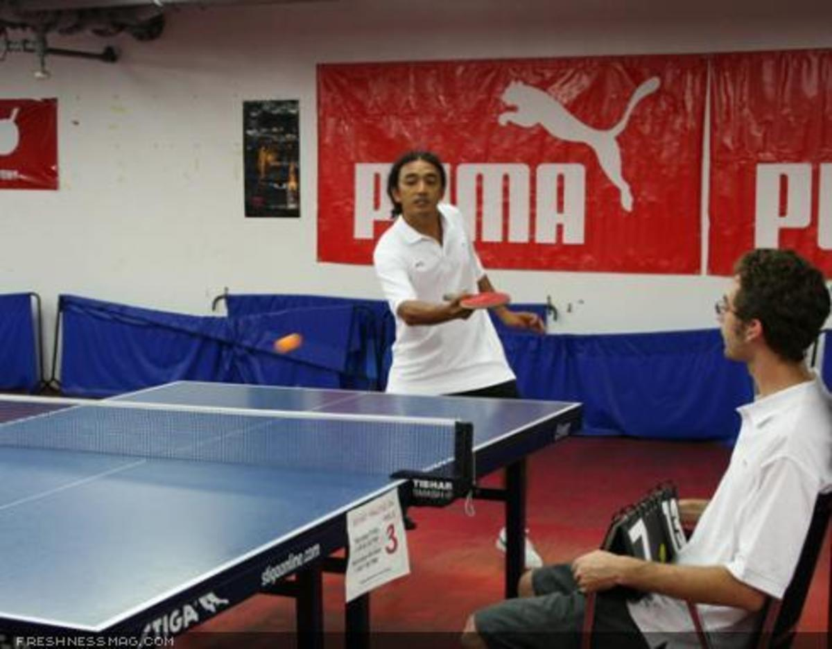 PUMA Table Tennis Tournament - 3
