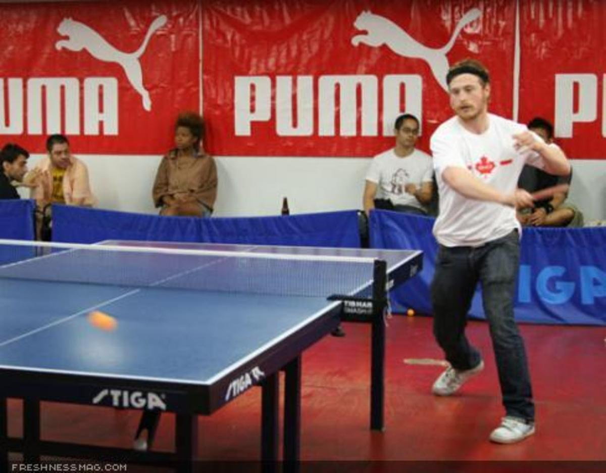 PUMA Table Tennis Tournament - 4
