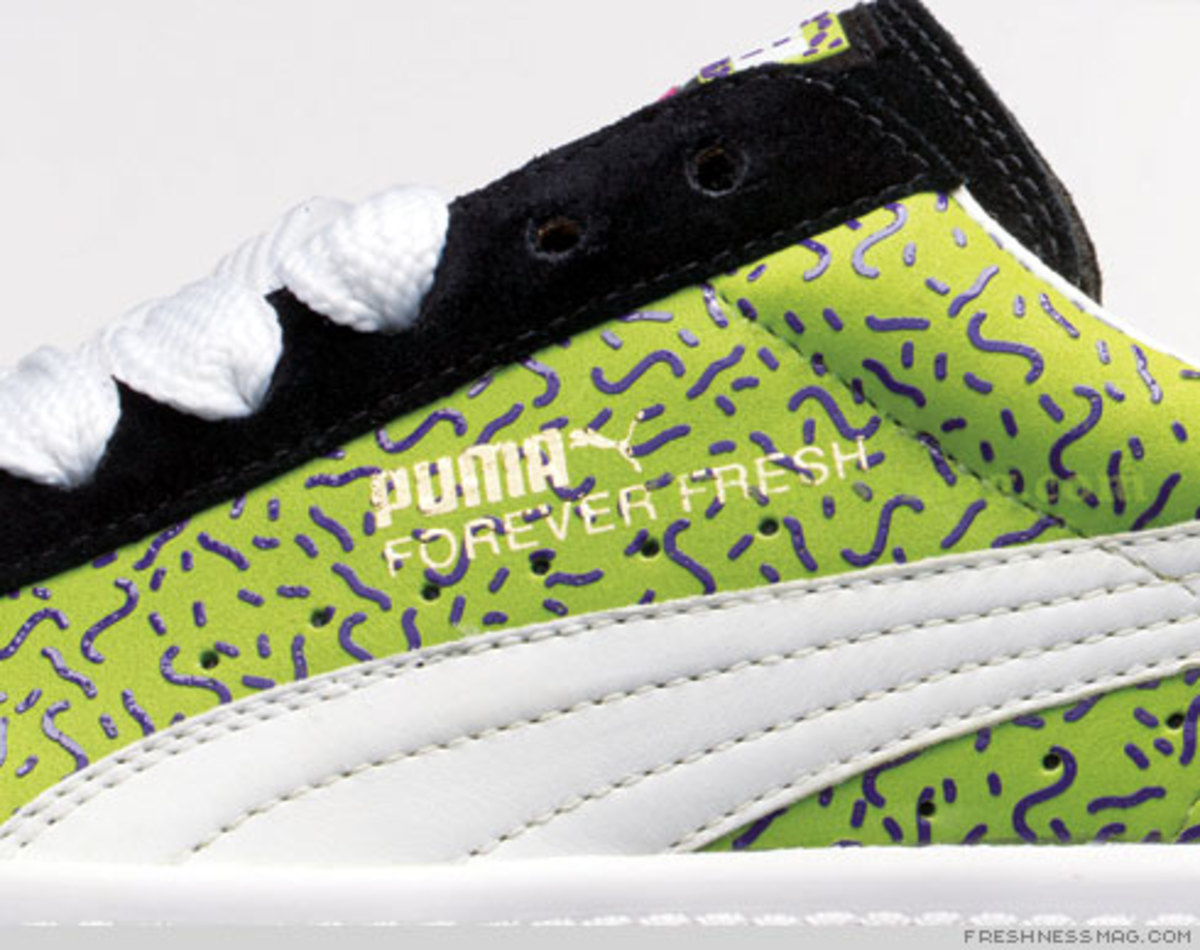 Exclusive First Look: YO! MTV RAPS x PUMA Clyde - 9