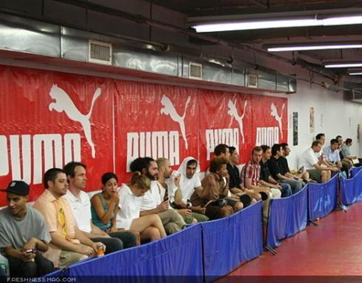 PUMA Table Tennis Tournament - 13