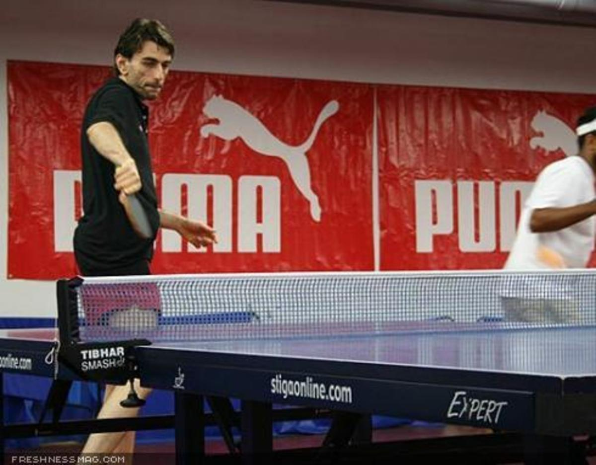 PUMA Table Tennis Tournament - 8