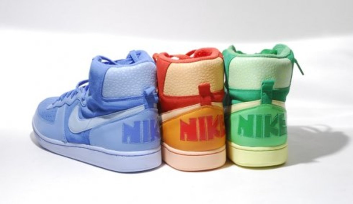Nike Terminator High - Quickstrike Color Pack - 0