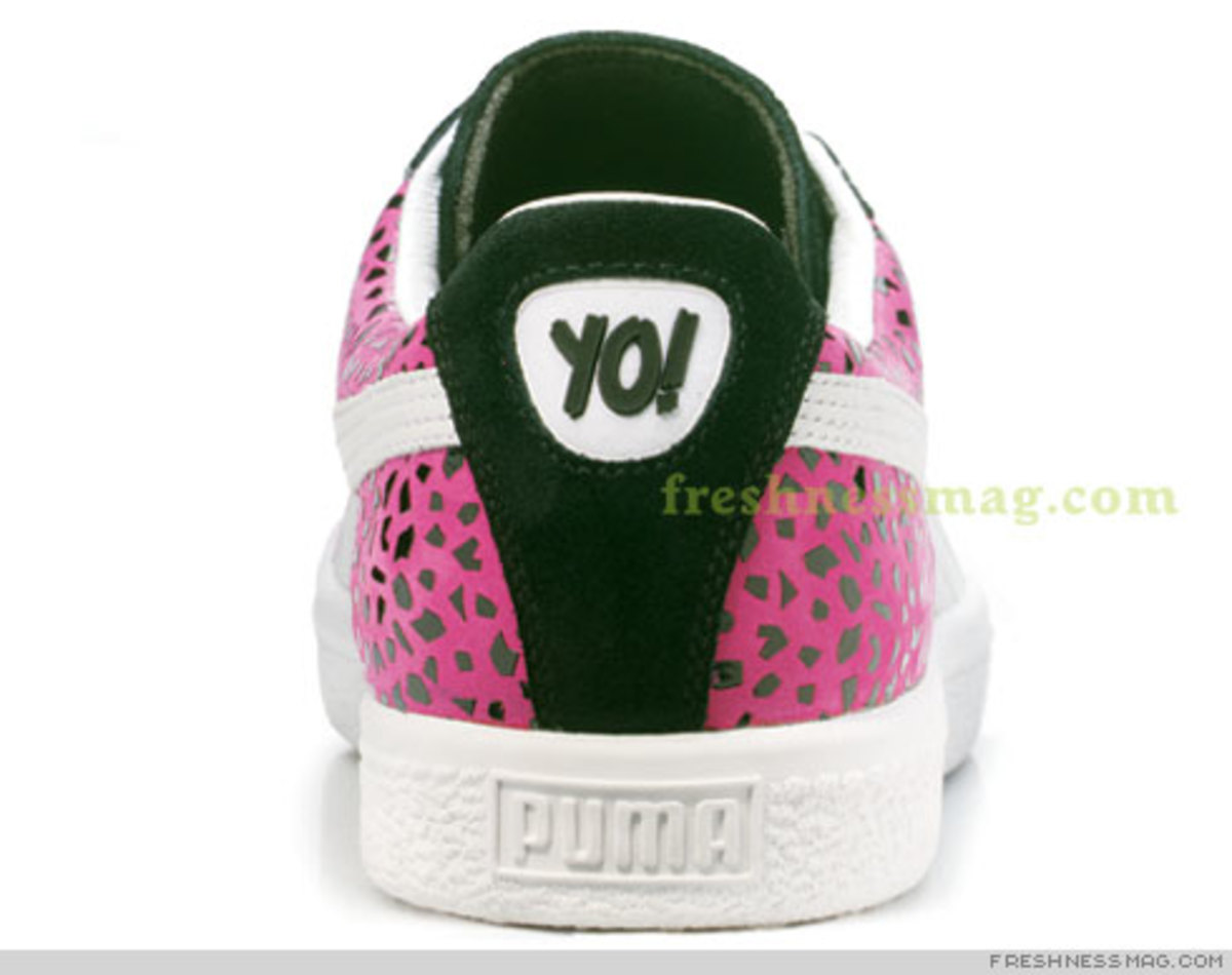 Exclusive First Look: YO! MTV RAPS x PUMA Clyde - 3