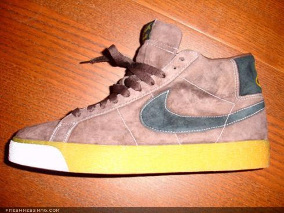 Nike  Blazer - Europe Only Sample - 1