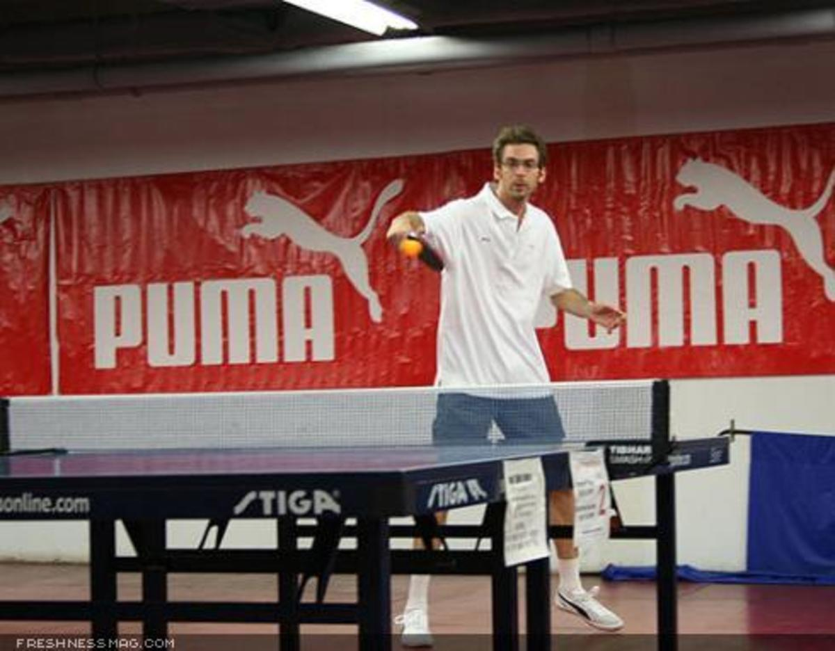 PUMA Table Tennis Tournament - 11