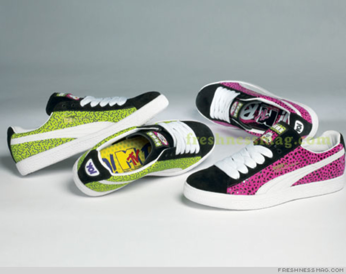 Exclusive First Look: YO! MTV RAPS x PUMA Clyde - 12