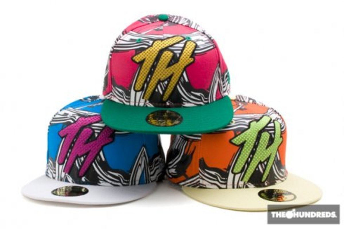 The Hundreds - Hat Tricks New Era Collection - 2