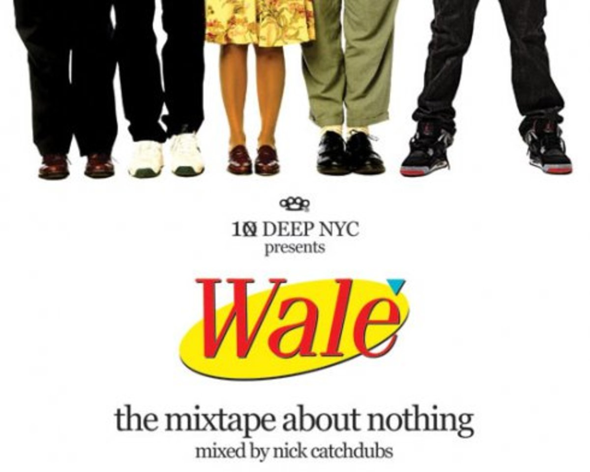 Wale - The Mixtape About Nothing - 0