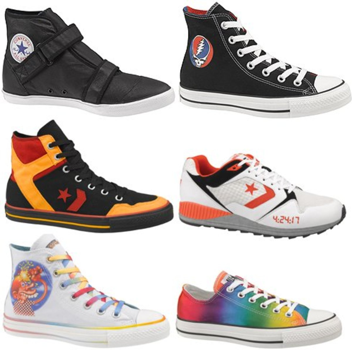 Converse - Fall 2008 Collection