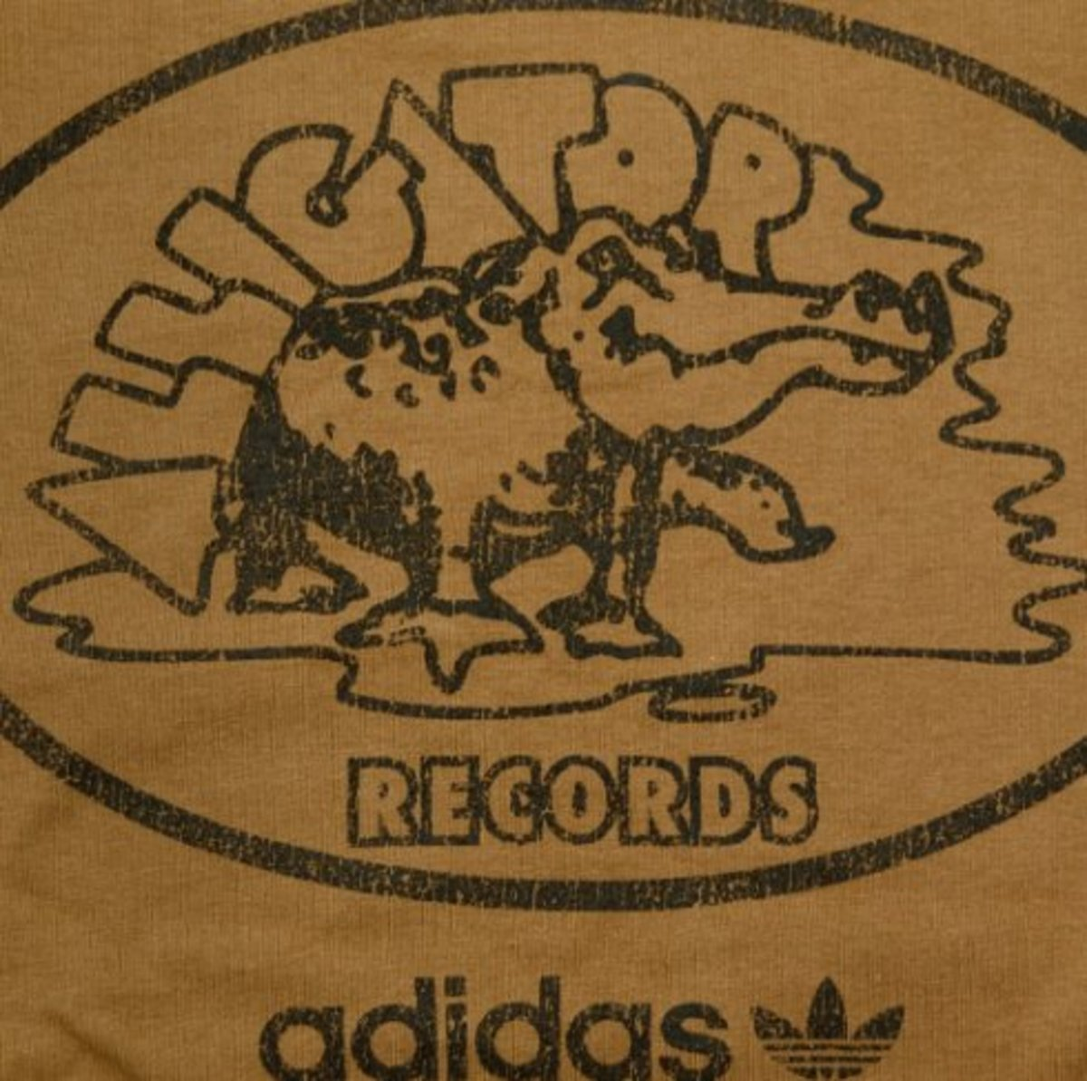 adidas Originals - Sounds of the City - Alligator Records Pack - T-Shirt