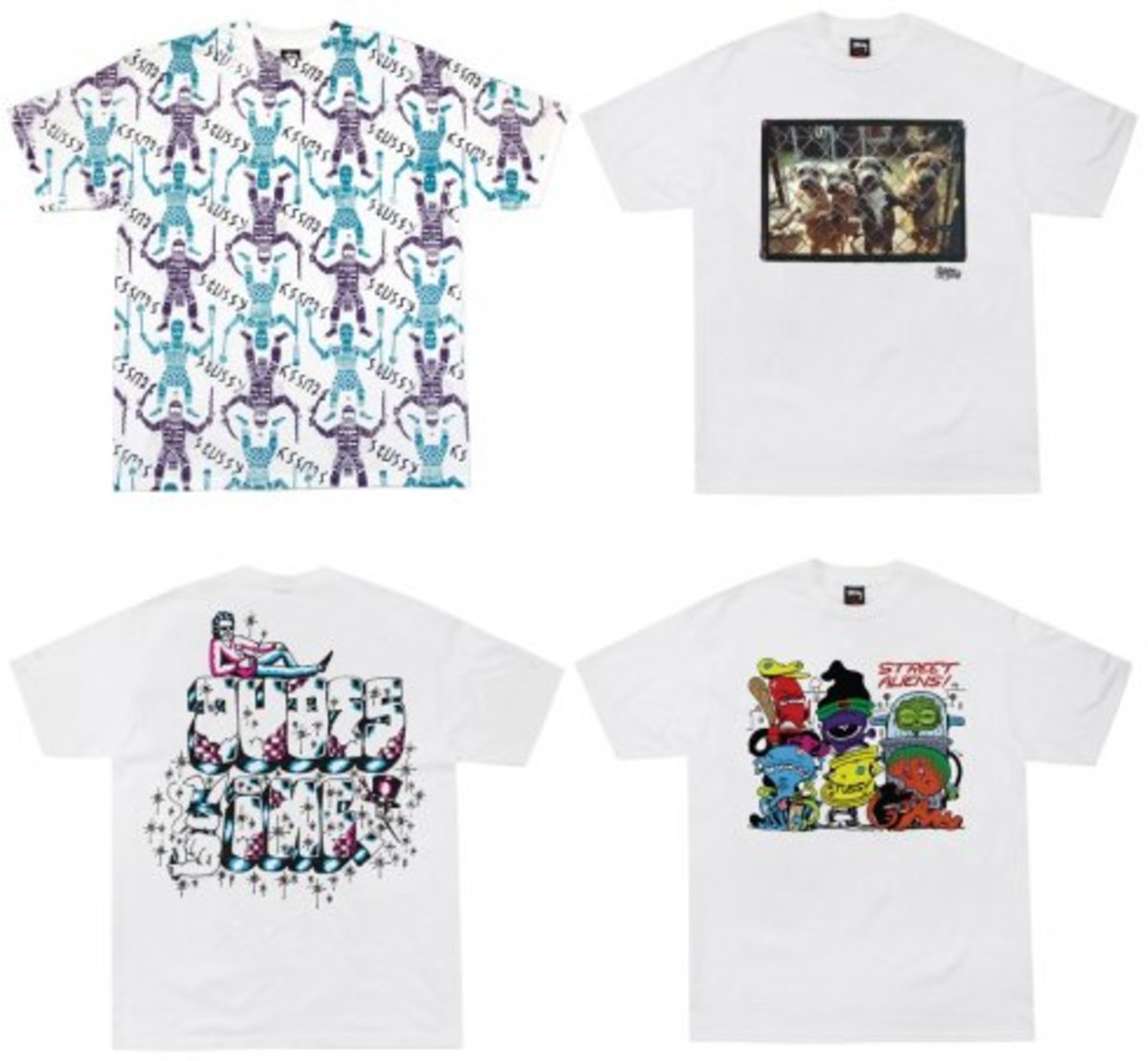 "Stussy - Customade ""Our Gangs #3"" Collection - 0"