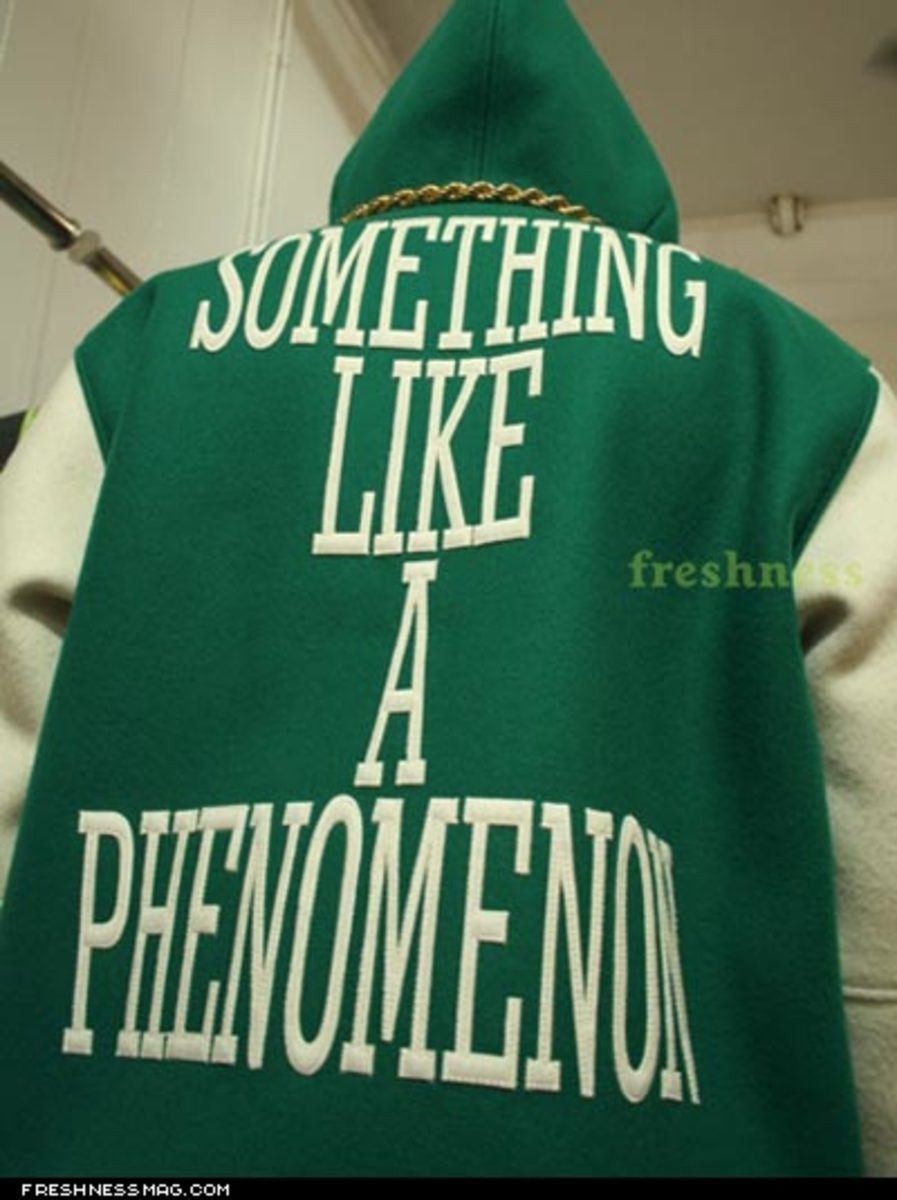 Freshness Feature: PHENOMENON - 5