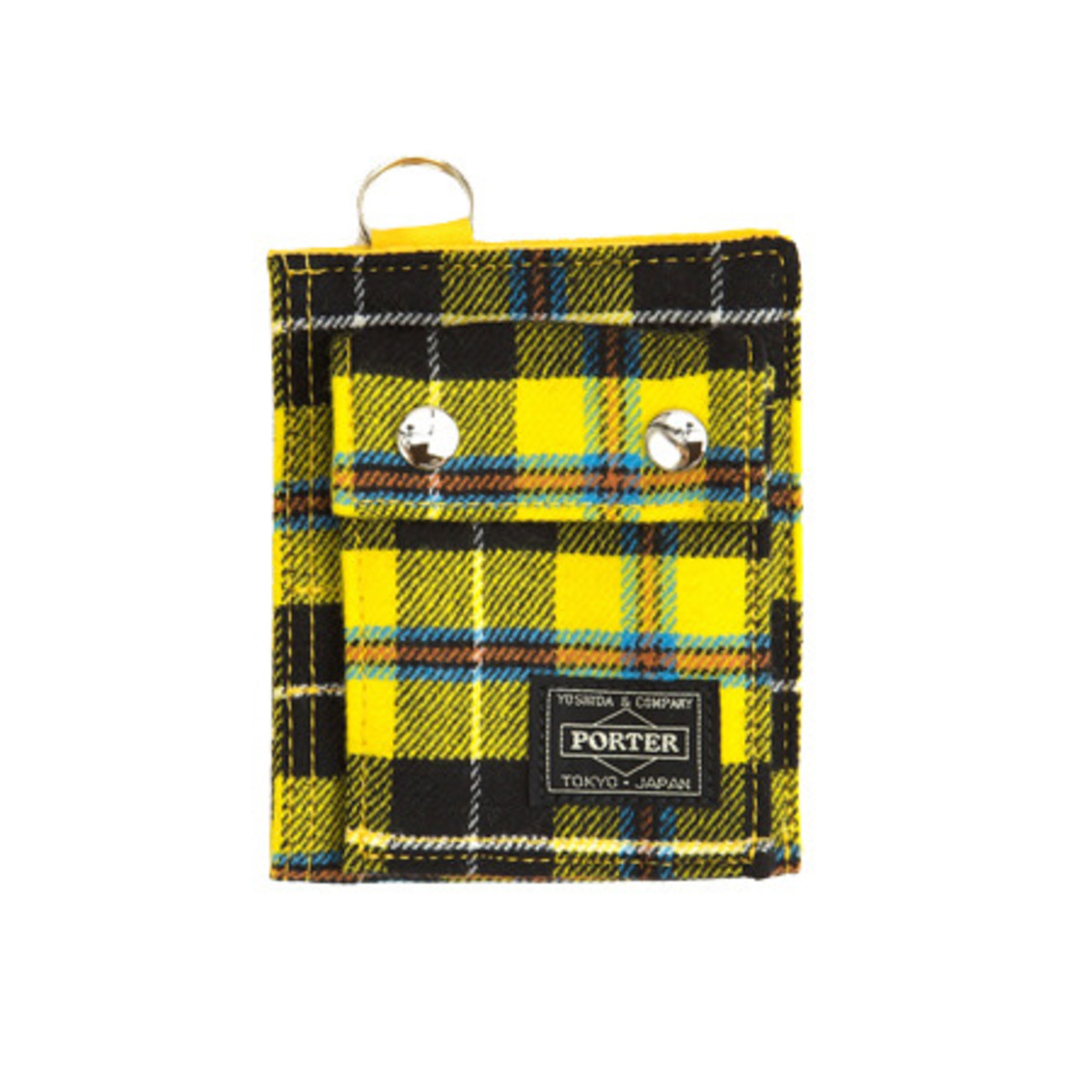 Wallet Small Yellow