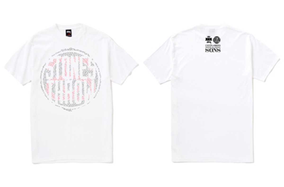 Stussy x Stones Throw x United Arrows & Sons