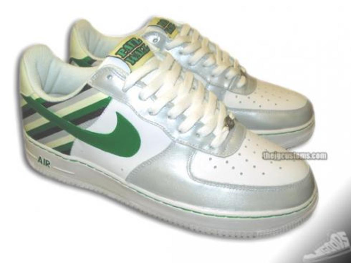 JGoods - Paul Wall Custom Air Force 1 - 0