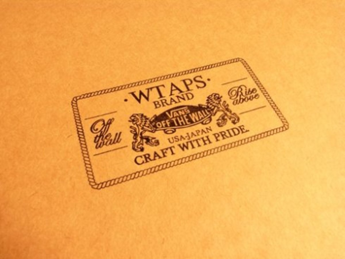 VANS Syndicate x WTAPS - Syndicate Bash - 0