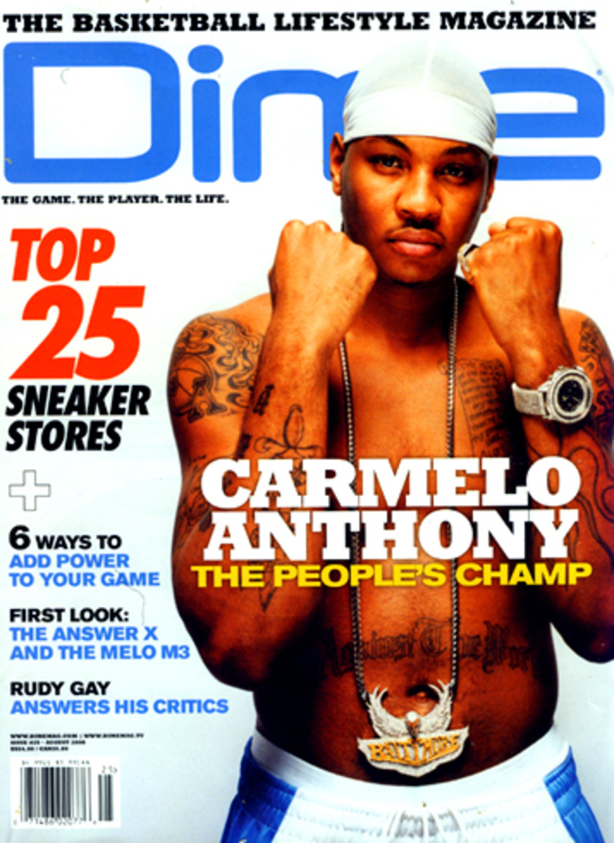 Dime Magazine - Top 25 Sneaker Stores - 0