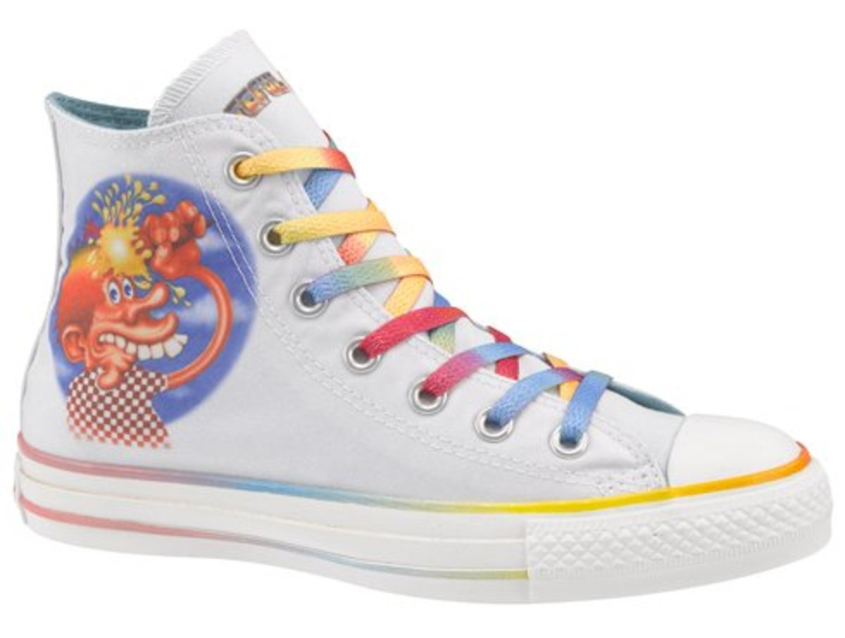 Converse - Chuck Taylor All Star Hi Grateful Dead - 10618F