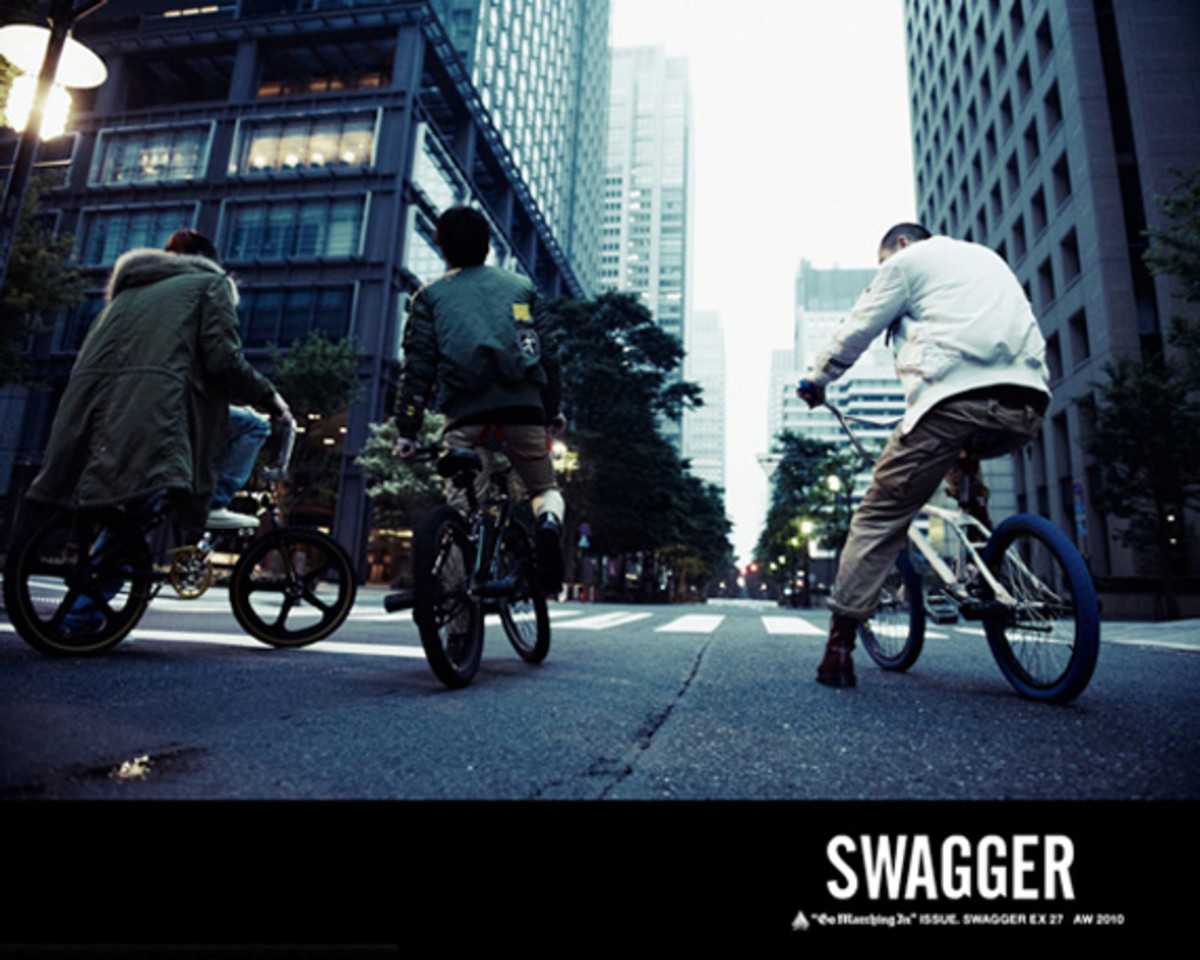 SWAGGER AW 2010