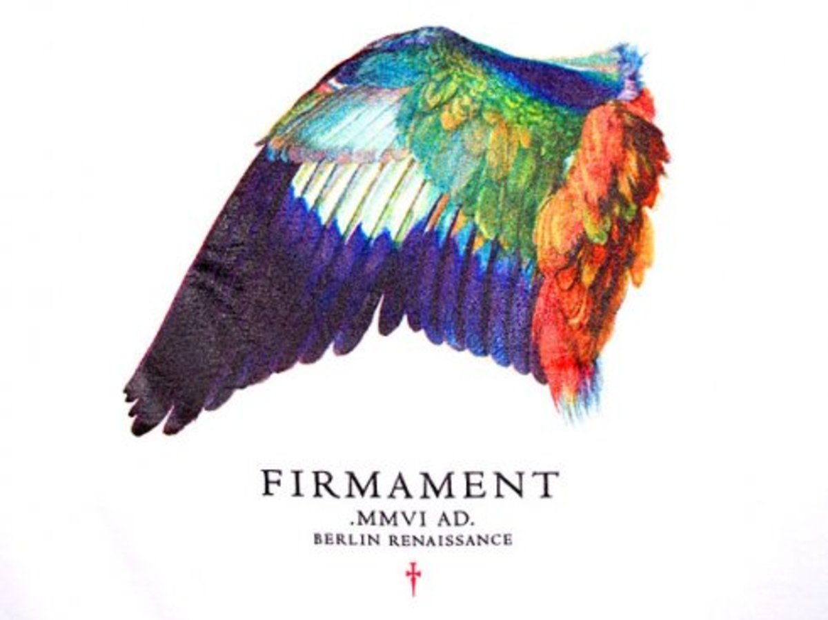 The-Glade - FIRMAMENT Berlin Renaissance Wing T-Shirt II