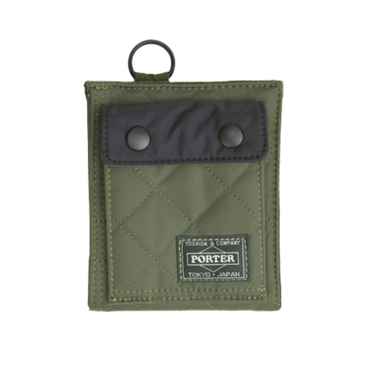 Two Tone Wallet Small