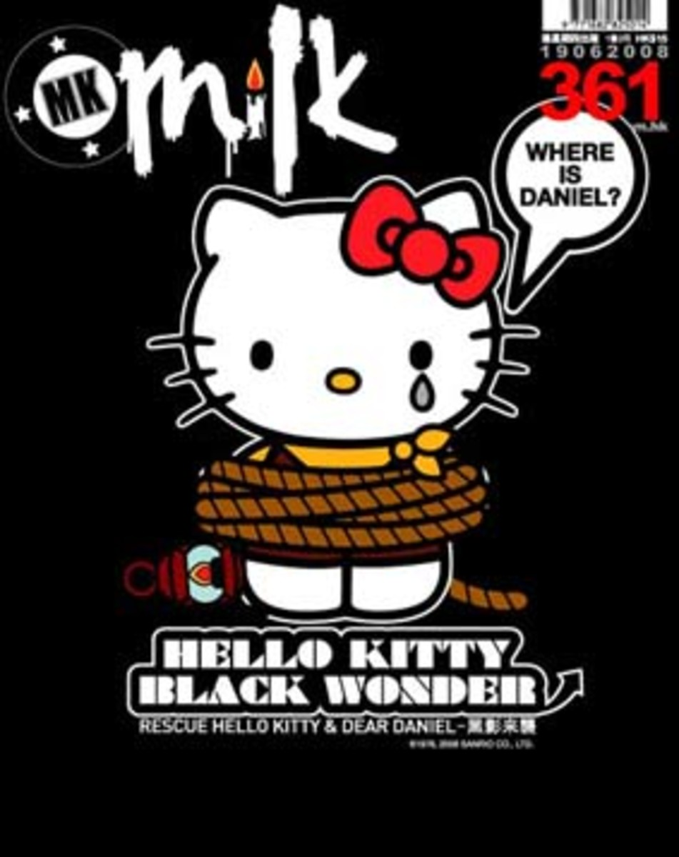 SILLY THING x Hello Kitty - 1