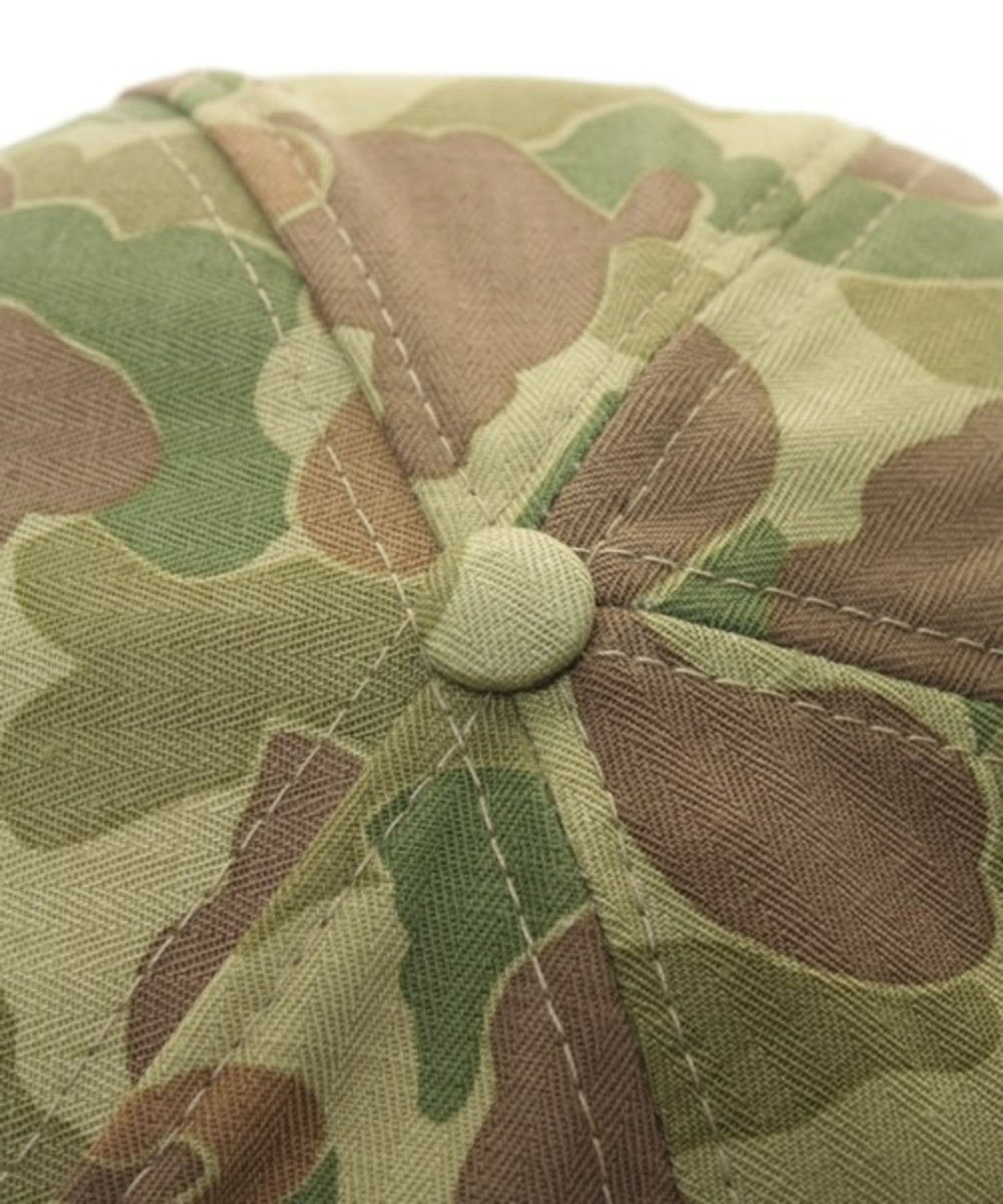 Wasted Military Cap Green 4