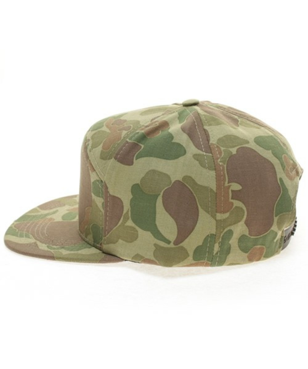 Wasted Military Cap Green 1