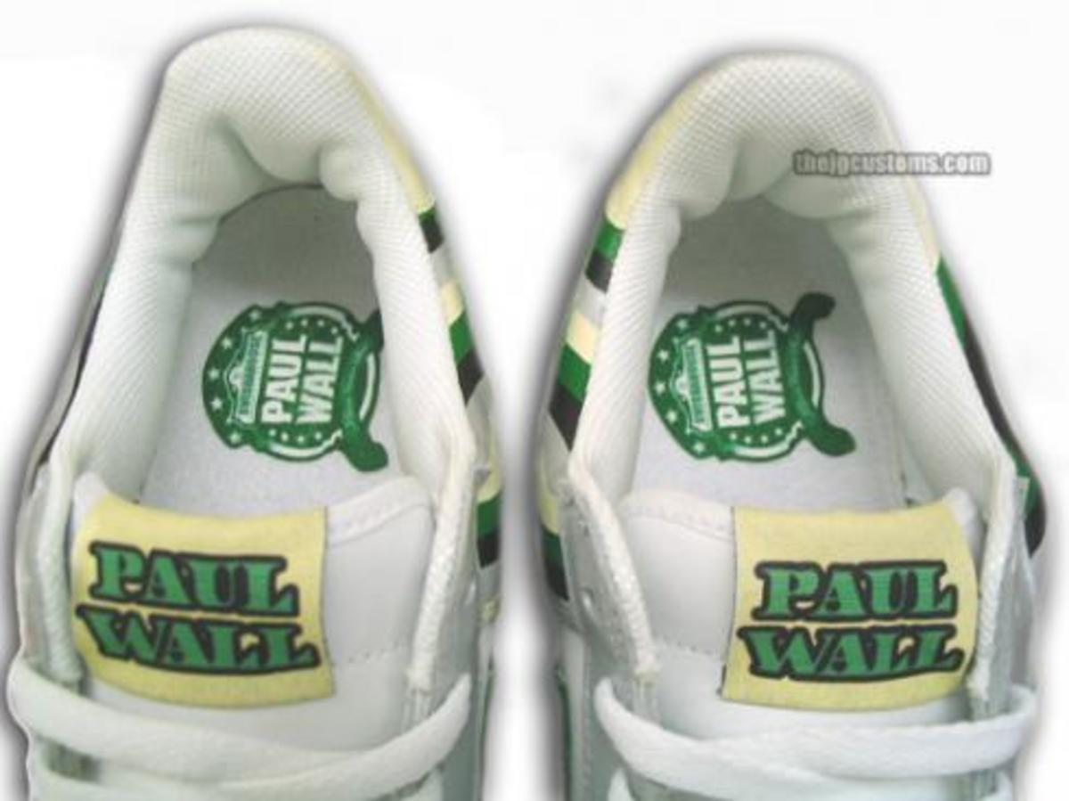 JGoods - Paul Wall Custom Air Force 1 - 2
