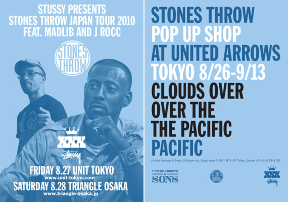 Stones Throw 2010 Japan Tour Vol.2 2