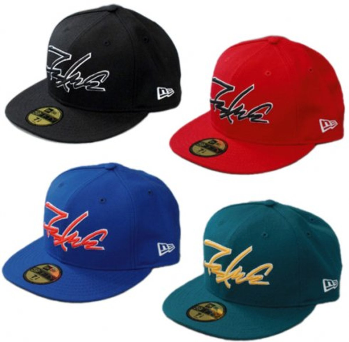 FUTURA LABORATORIES x New Era - FUTURA Signature