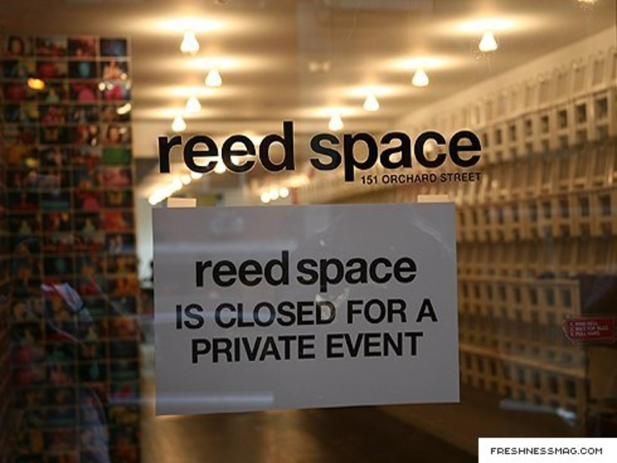 Staple Design x Lomography (Lomo) - Reed Space Launch Event