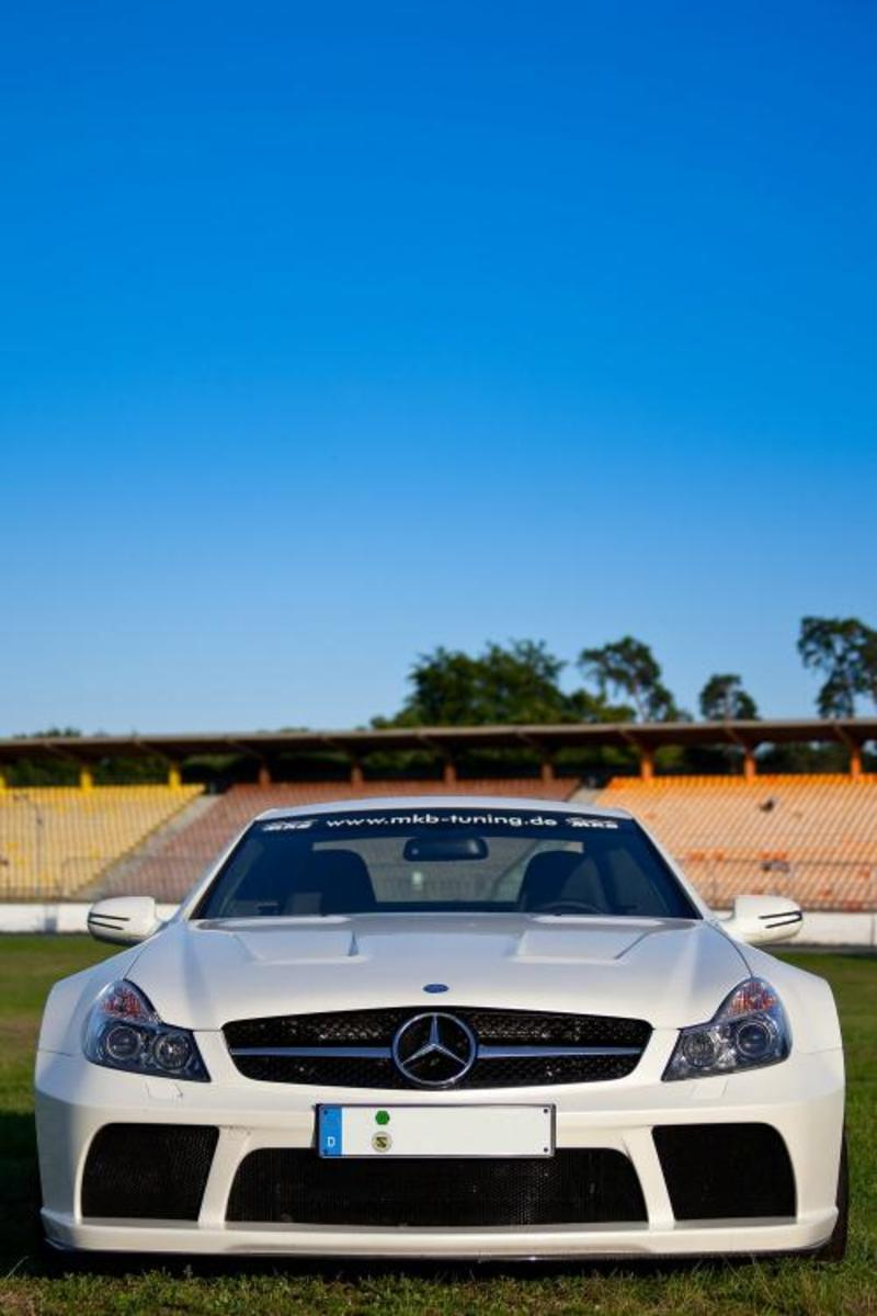 SL65 AMG Black Series 5