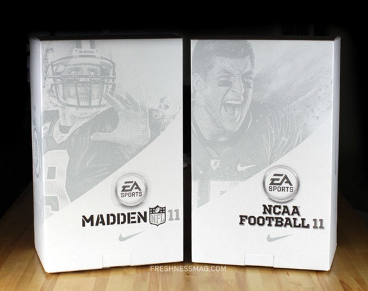 Nike x EA Sports   Madden 11 + Tim Tebow NCAA 11   Special Package